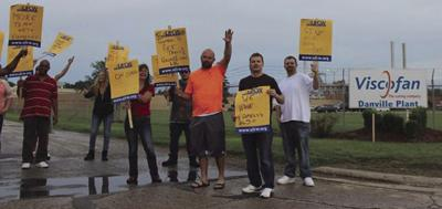 Union workers at Danville Viscofan plant ratify new contract, end strike