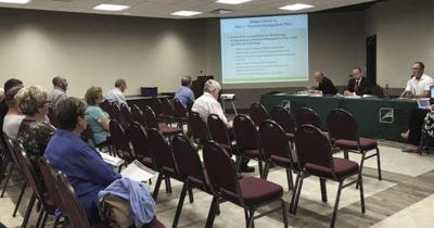 Residents voice concerns over proposed hog facility
