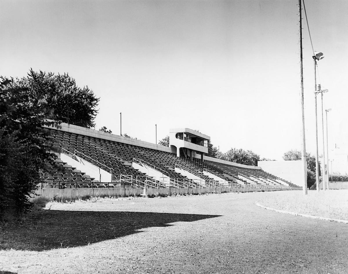 Briggs Stadium 1941