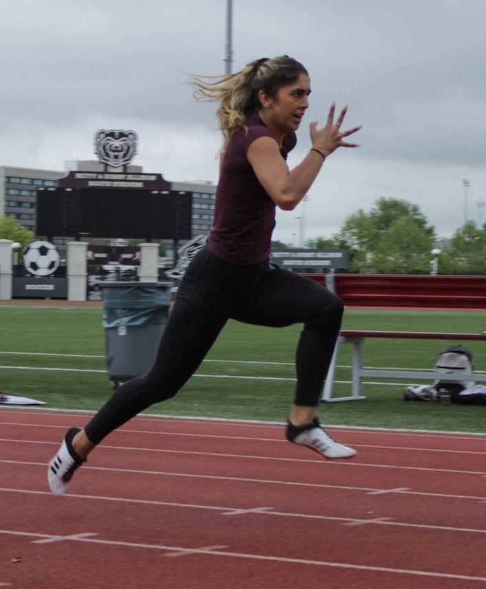 Chicago Bains sprints