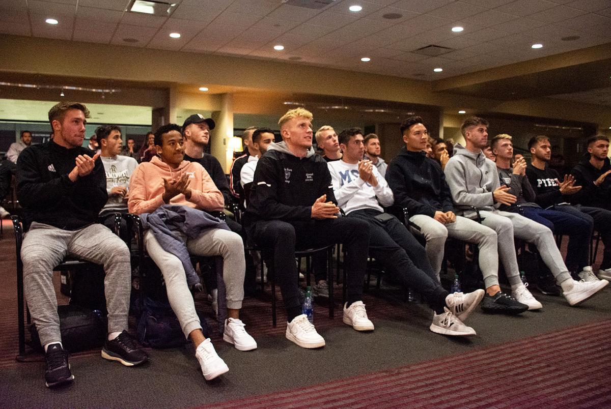 Men's soccer finds out NCAA bid