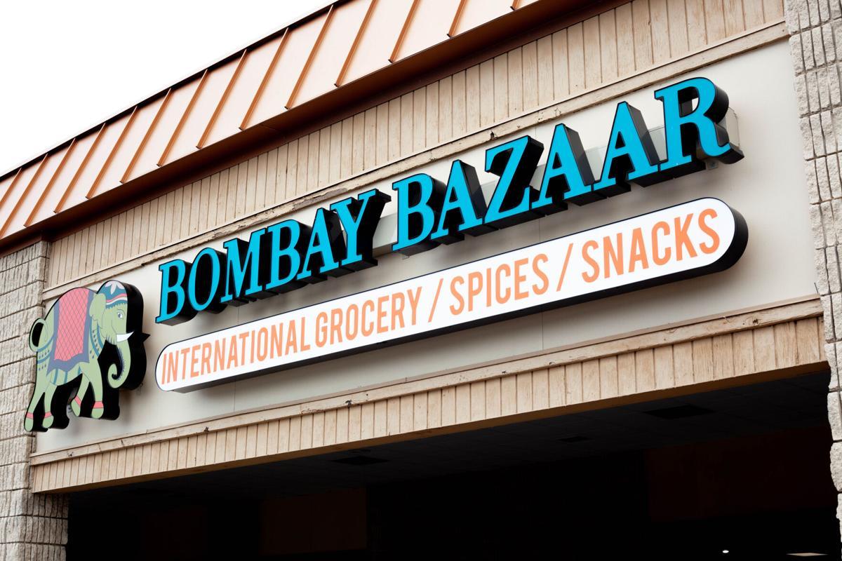Bombay Bazaar storefront