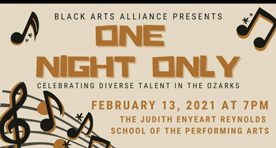 One Night Only variety show