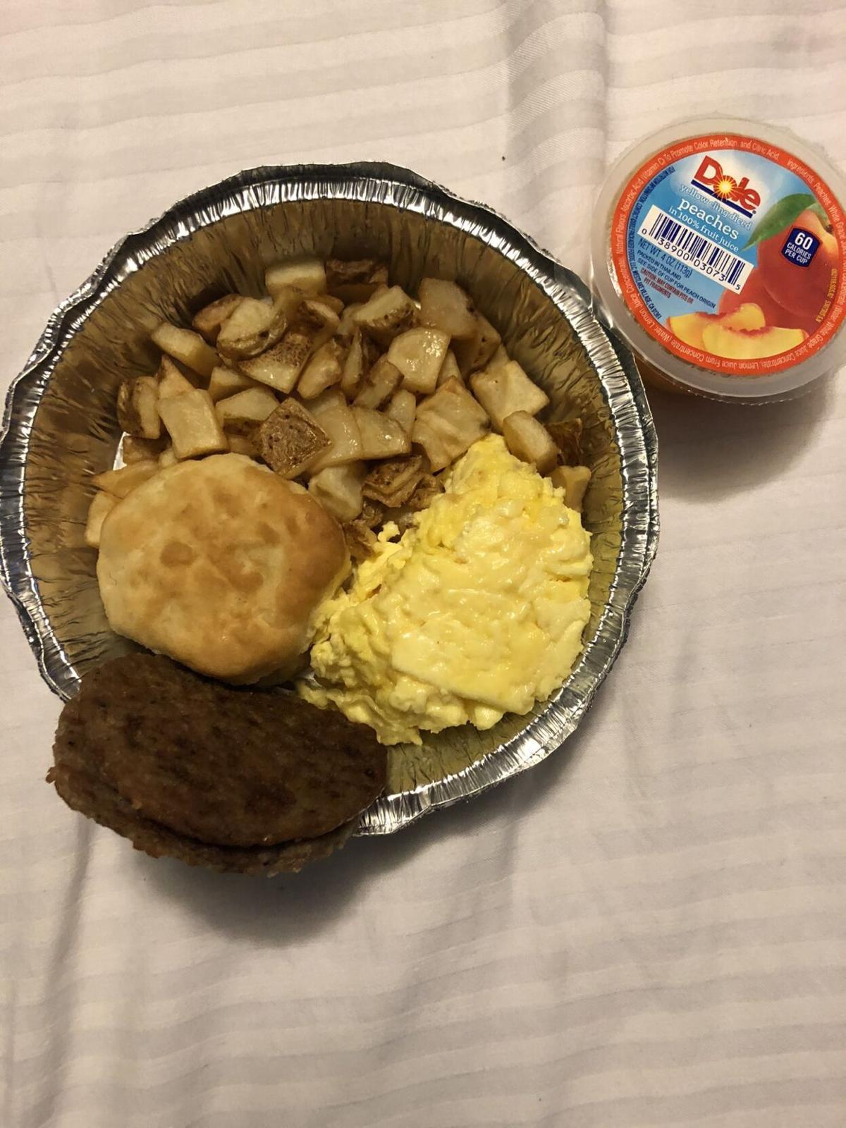 Quarantine Hot Breakfast