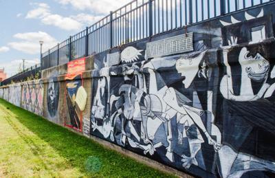 Brick City Mural