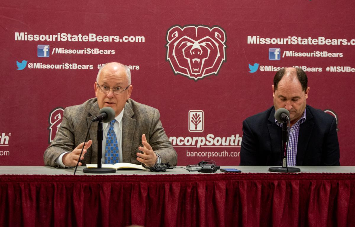 Clif Smart and Kyle Moats discuss the future of MSU's football program