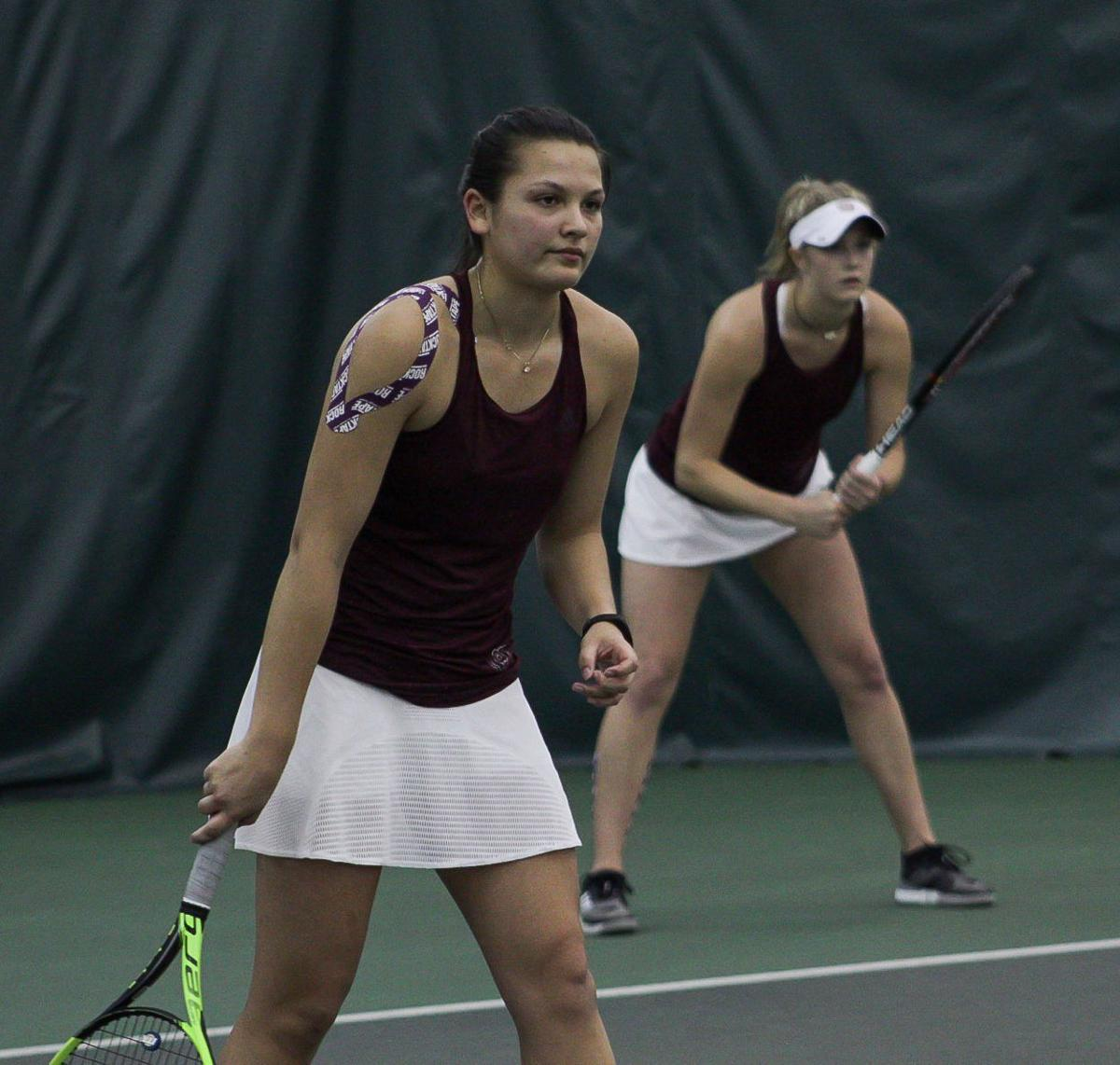 Anna Alons, Ellie Burger doubles