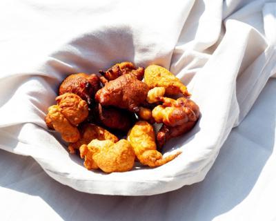 Gwaramari: better than donut holes in every way