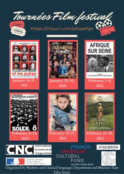 MSU Tournées Film Festival Spring 2021 -The State against Mandela