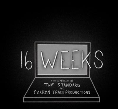 16 Weeks Logo