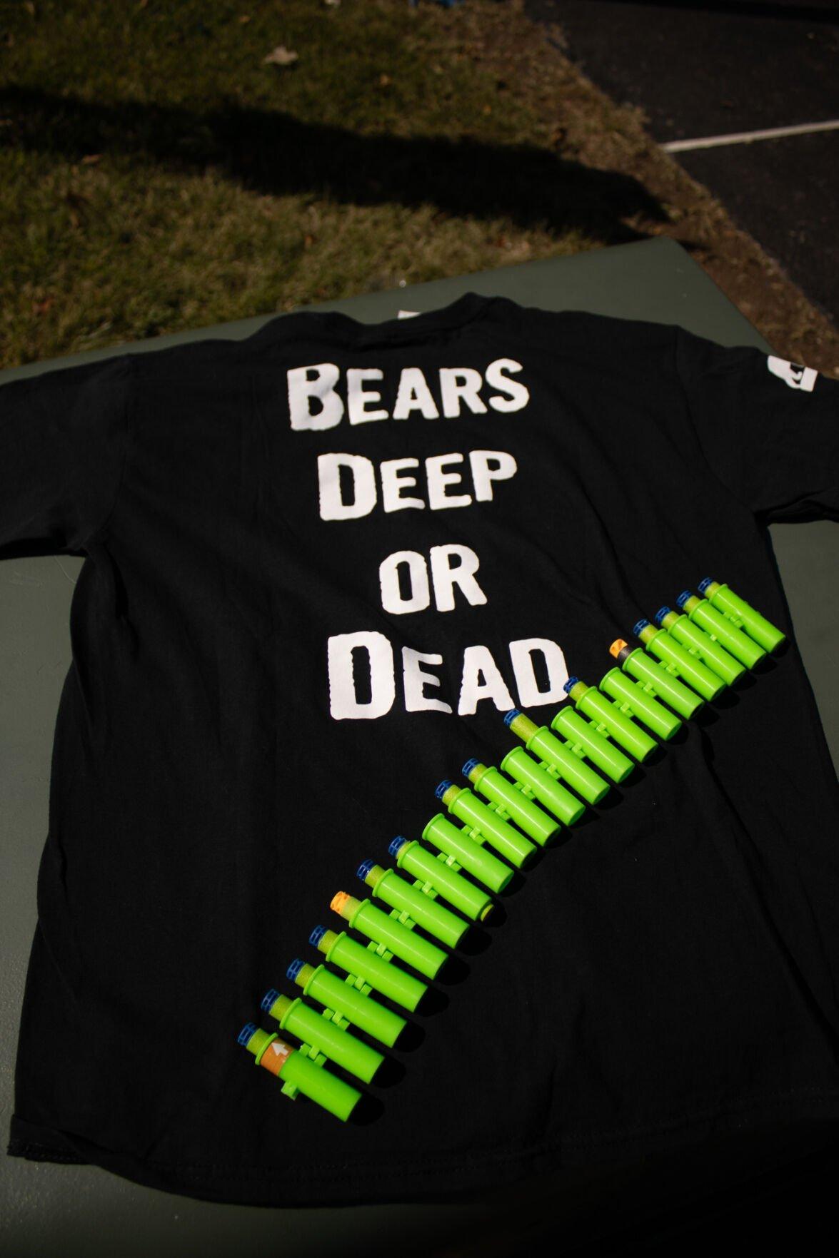 Live Action Society Nerf Shirt