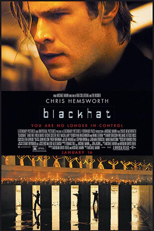 blackhat movie poster thestandardorg