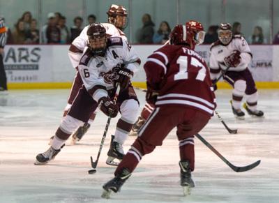 Josh Bell hockey