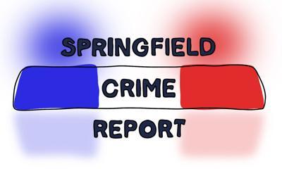 springfield crime report