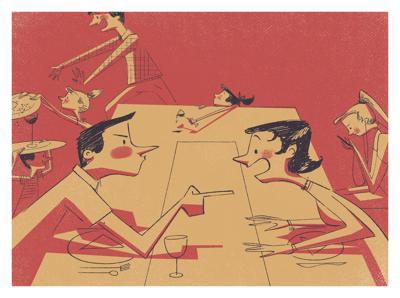 Conflict Illustration