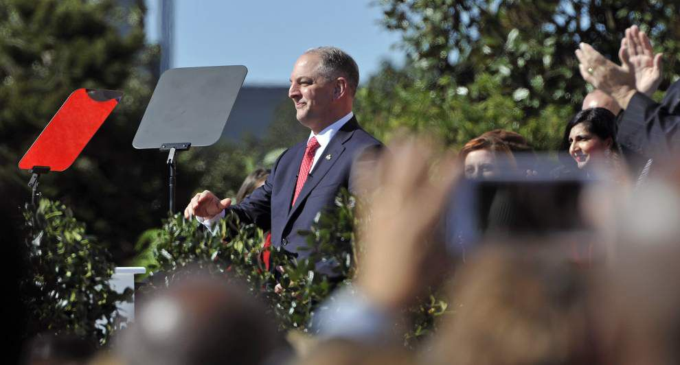 John Bel Edwards promises not to be 'business-as-usual governor,' vows to end state's fiscal troubles _lowres