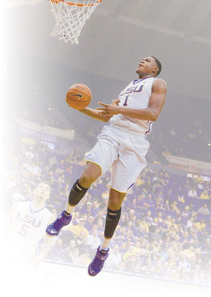 Best is yet to come for LSU basketball with huge influx of talent -- just might not be in this NCAA tournament _lowres