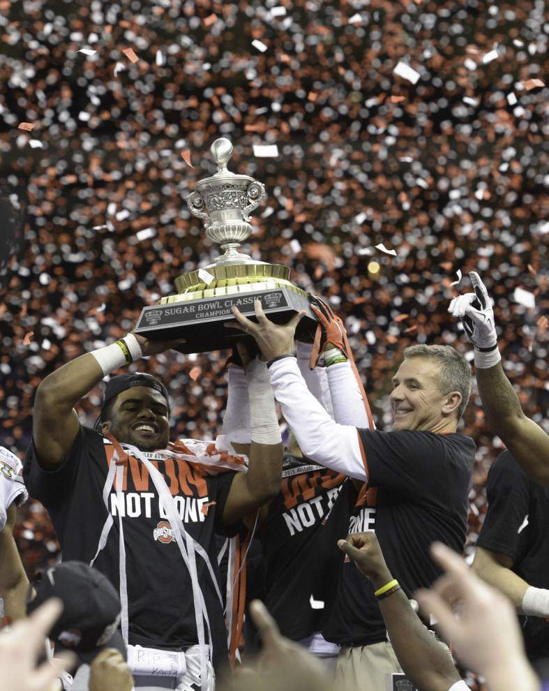 Will New Orleans serve as host for an upcoming College Football Playoff championship game? We'll find out Wednesday _lowres