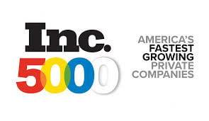Inc. 5000 Fastest Growing Companies