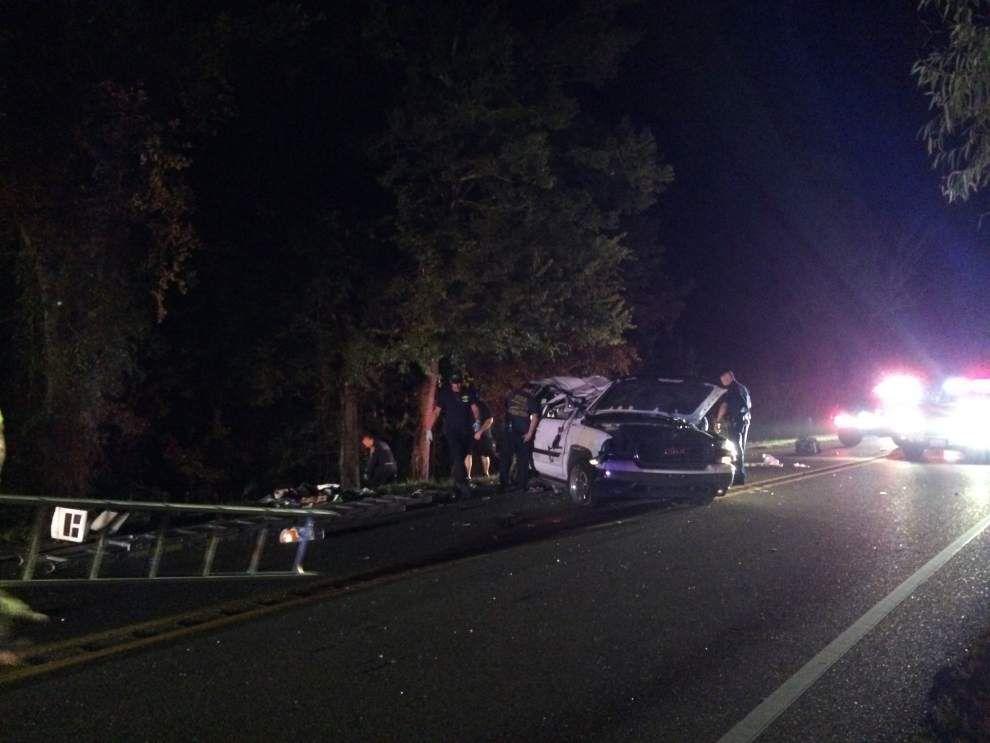 Maurepas man dies in crash on La. 22 _lowres
