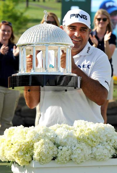 Cabrera wins Greenbrier by two _lowres