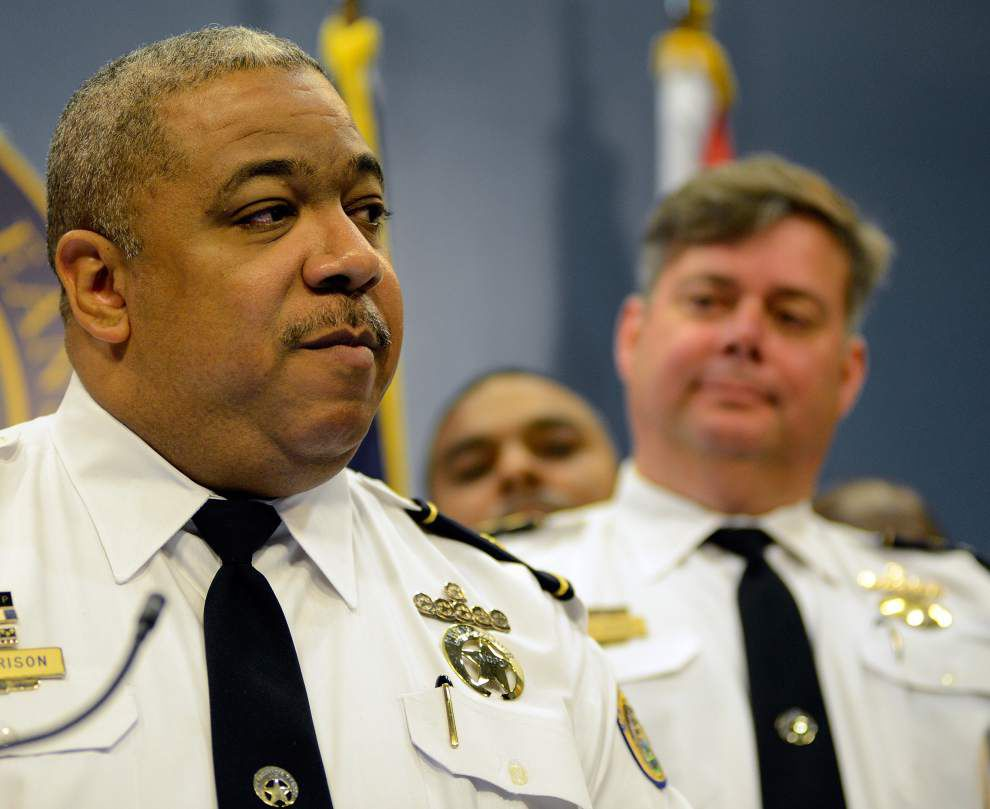 WWL-TV: In effort to decrease response times, NOPD could move dozens of officers onto the streets _lowres