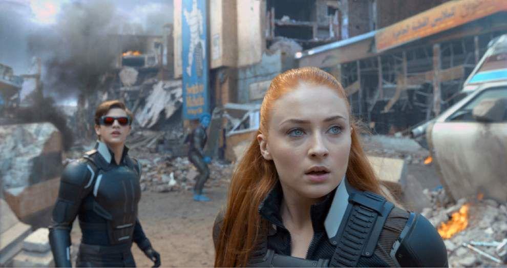 Review: 'X-Men: Apocalypse' satisfies in superhero summer _lowres