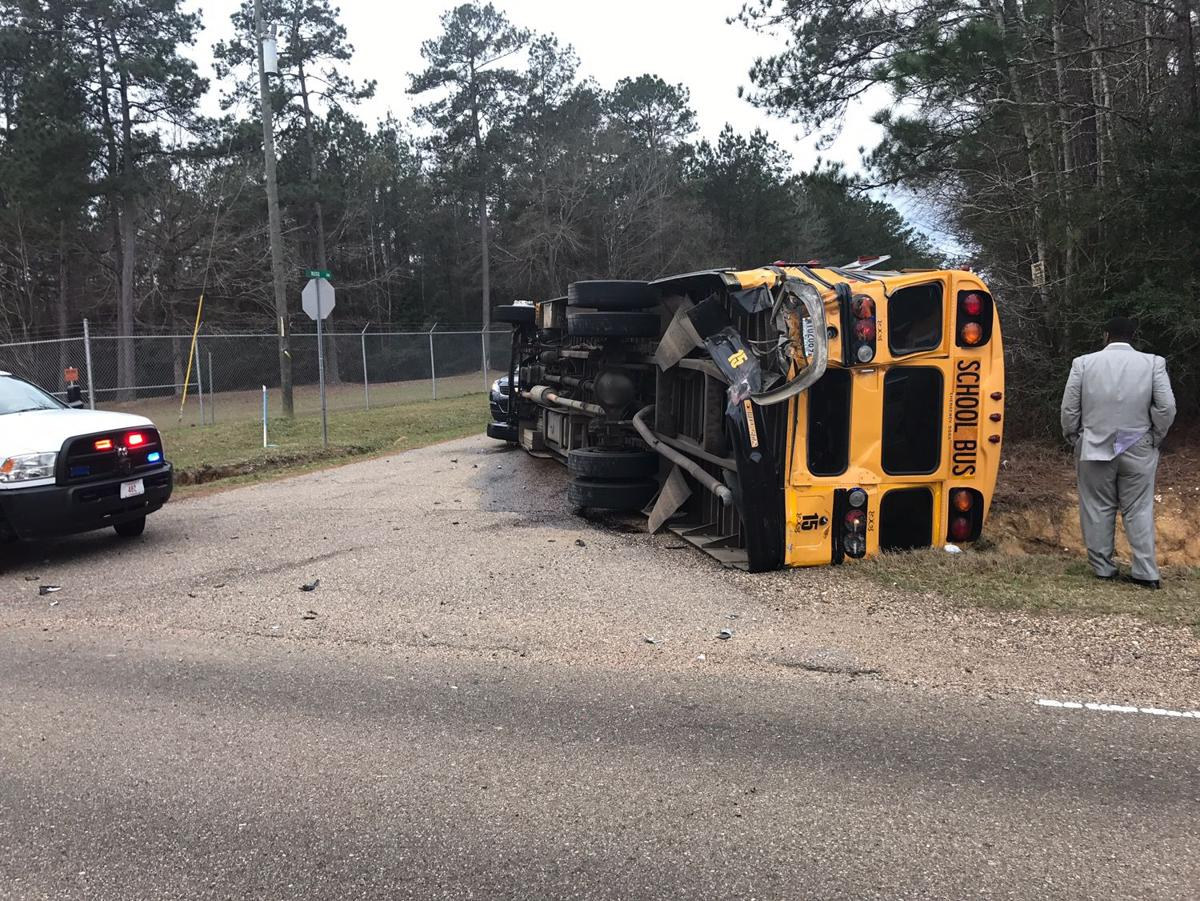 Helena Bus Crash