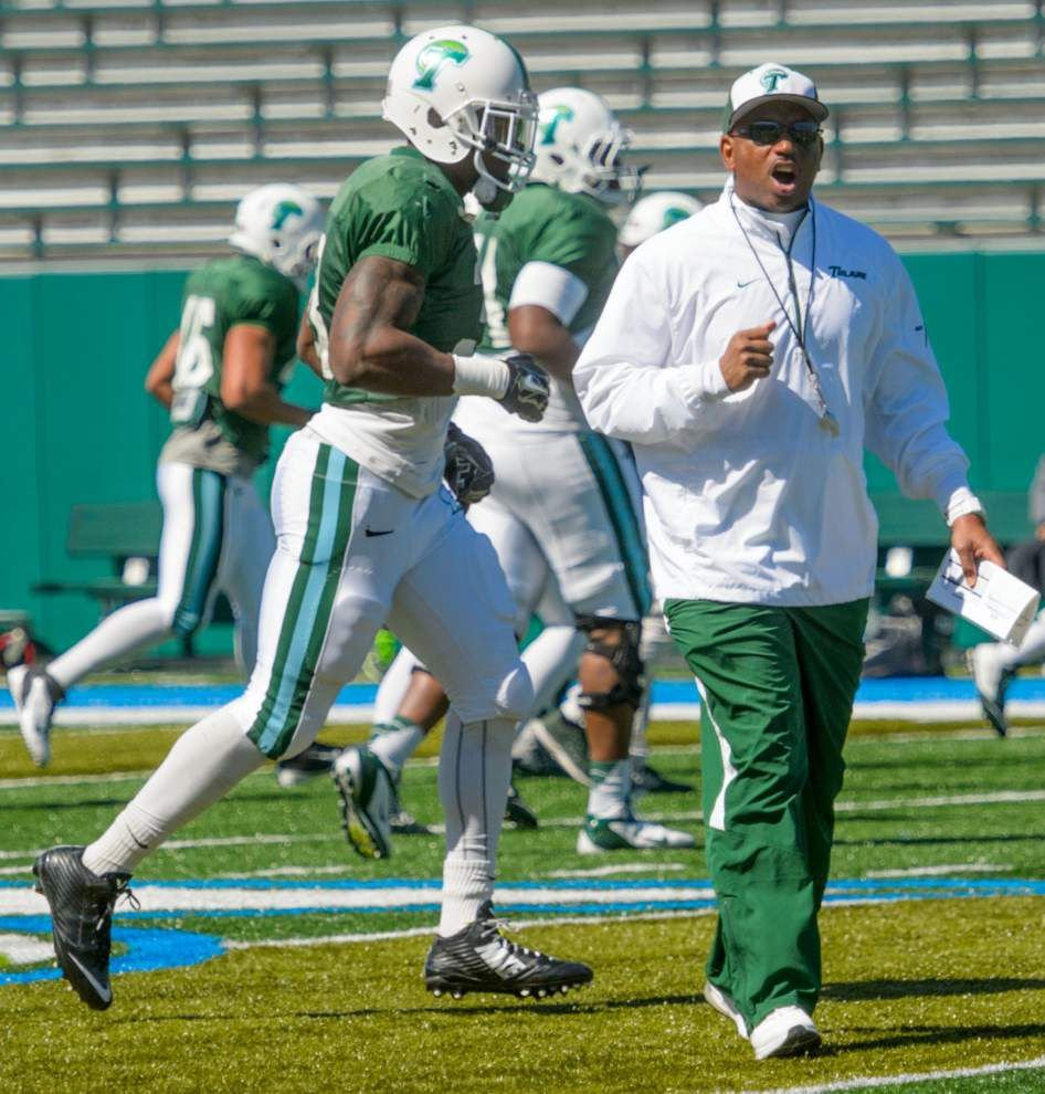 Tulane hopes to ride wave of experience _lowres