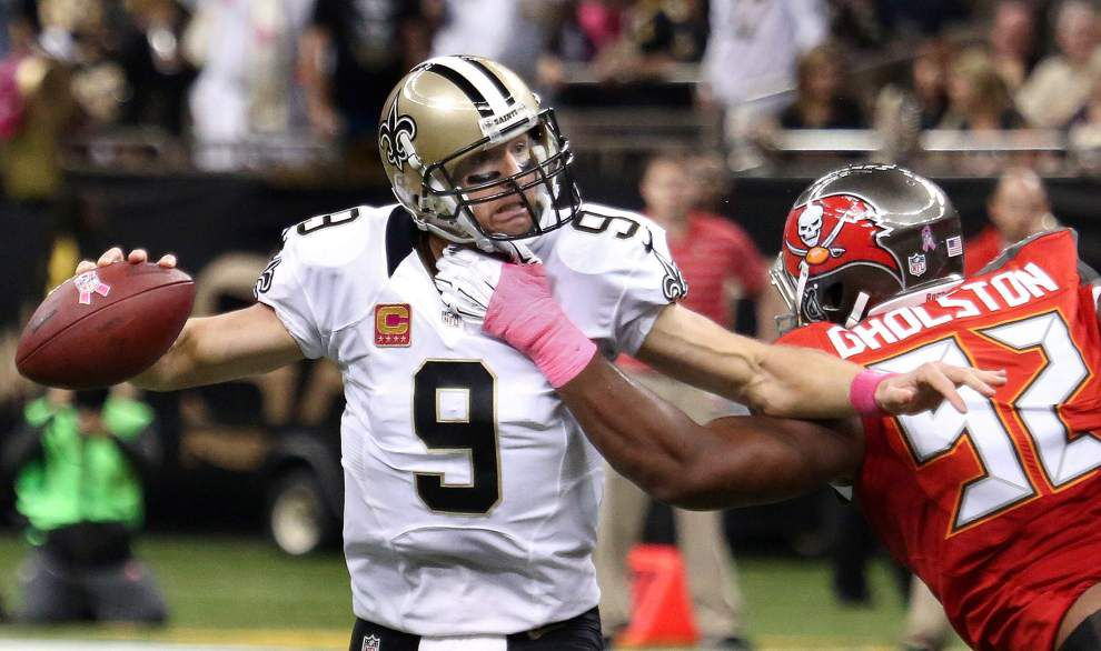 New Orleans Saints vs. Tampa Bay Buccaneers: the first look _lowres