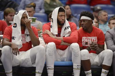 01e0c2197919 Kushner  Time for Pelicans to stand up for fans in Anthony Davis saga