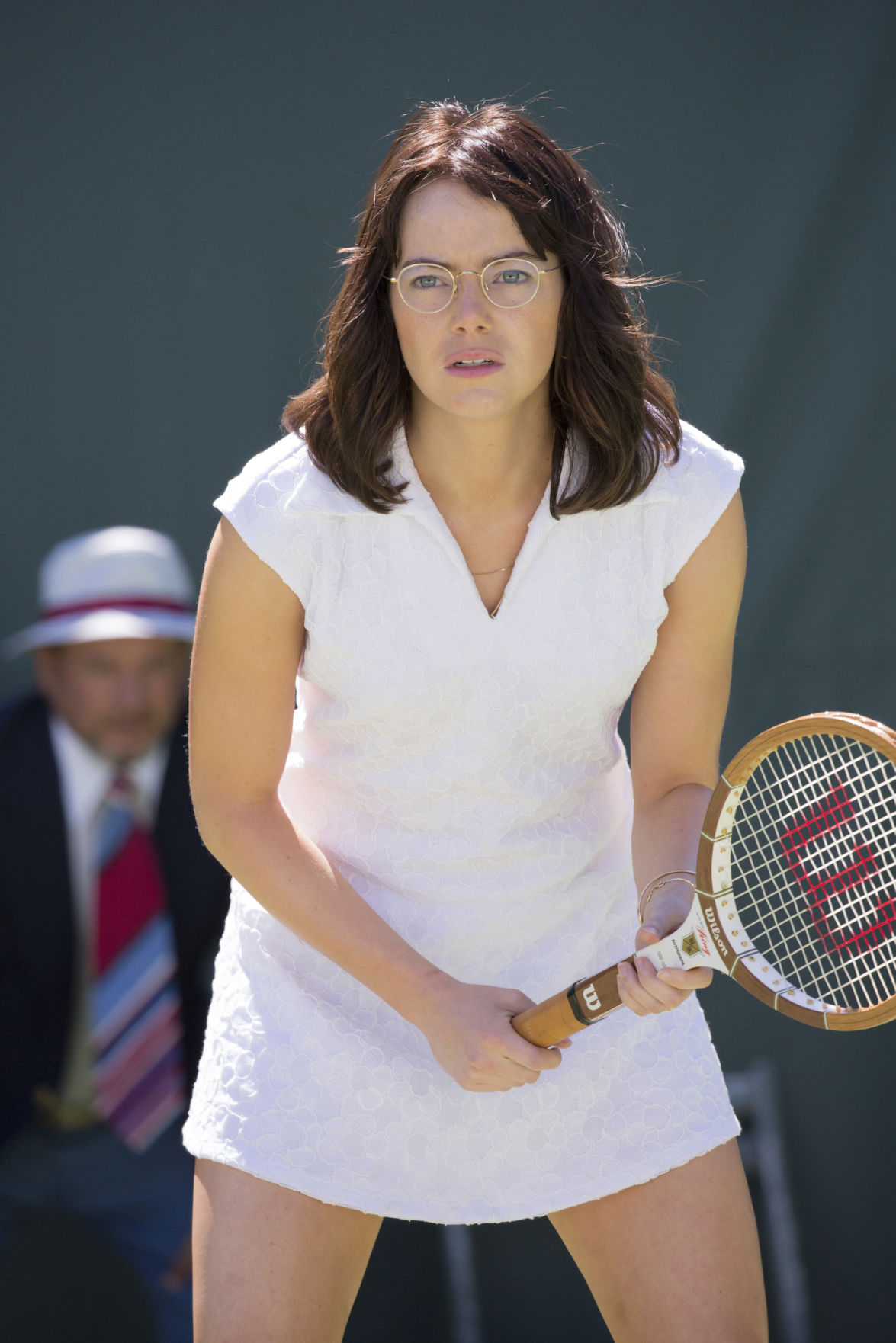Film Review Battle of the Sexes still 1 for Red