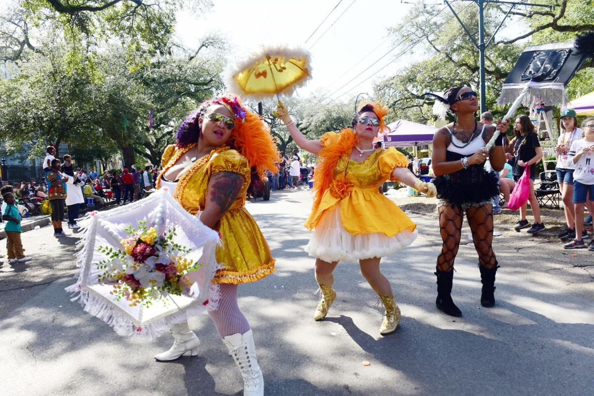 Mardi Gras 2018: parades for Saturday, Feb. 3_lowres