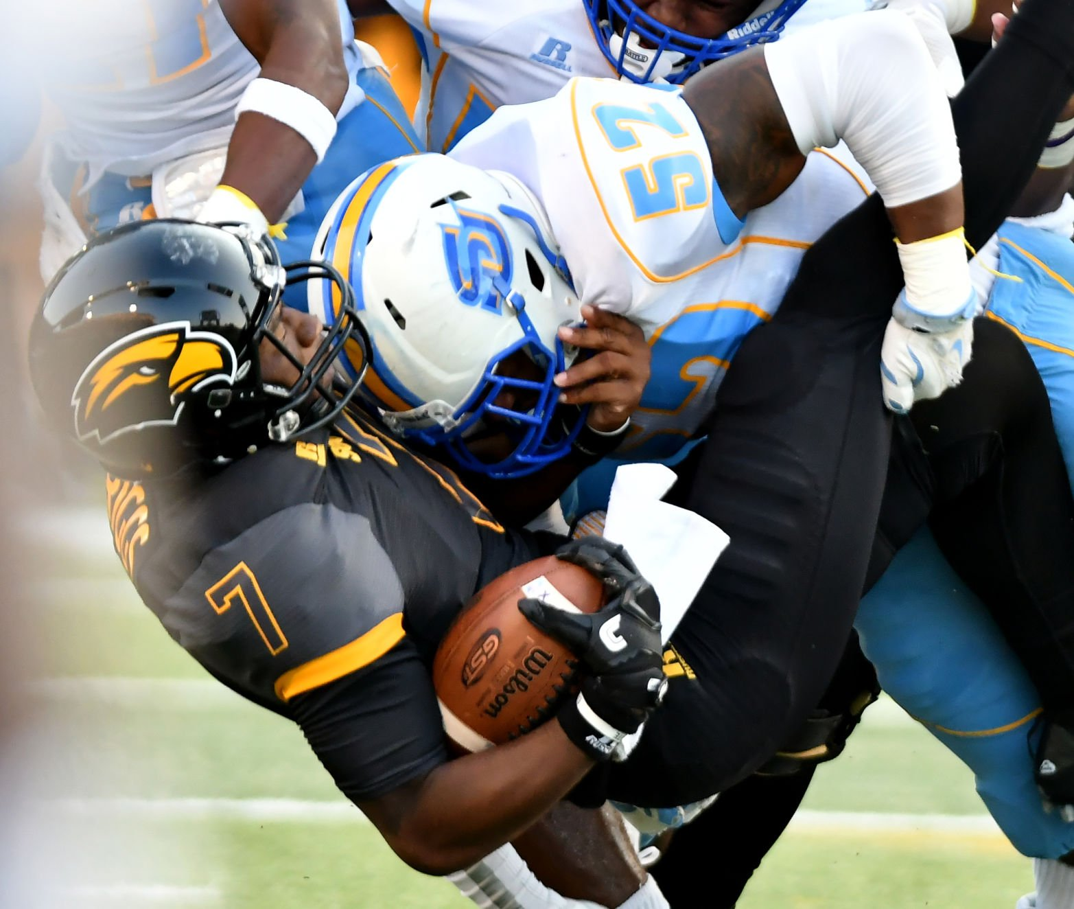 Photos Southern Miss too much for the