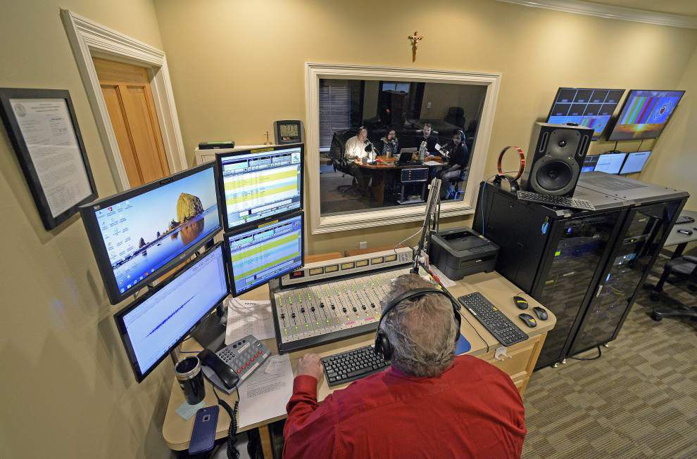 Stations keeping Catholicism on radio full time in Baton Rouge, New Orleans _lowres
