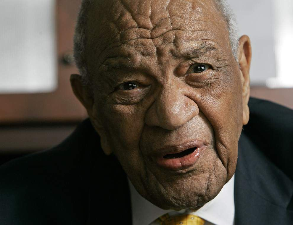 Famed Baton Rouge-raised pastor and civil rights leader dies _lowres