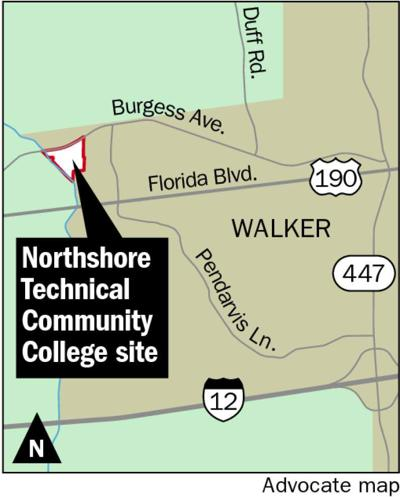 Construction of new munity and technical college in Walker could