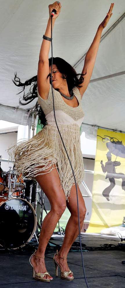 Photos: N.O. Jazz Fest, Thursday, May 1 _lowres