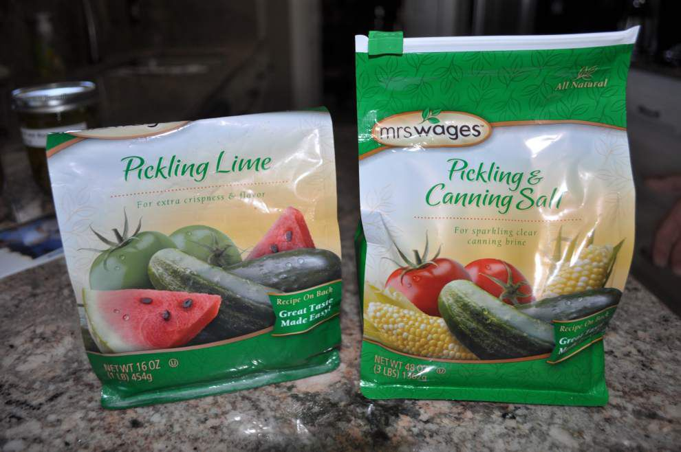 Take care when canning foods at home _lowres