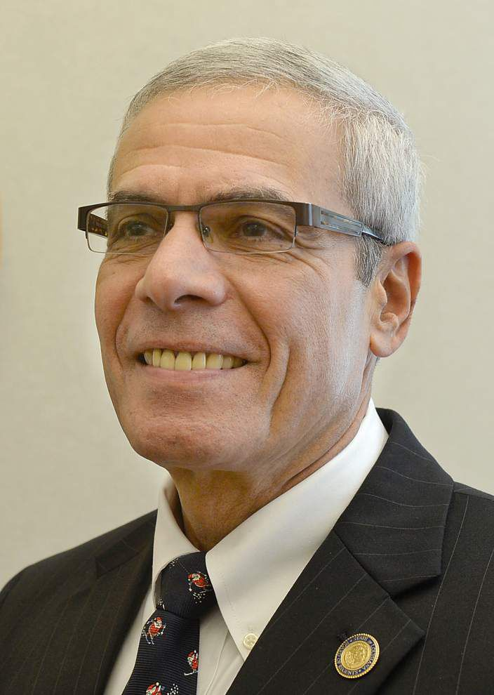 New higher ed commissioner has diverse background, starts Monday _lowres