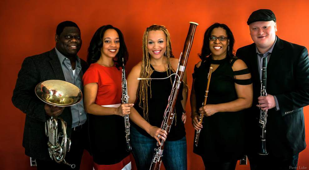 Renowned quintet has a contemporary take on the classics _lowres