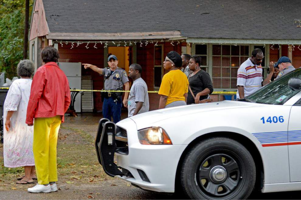 Baton Rouge man wanted for Gardere murder; at least 3 arrested for DWI over weekend _lowres