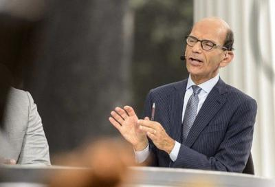 Paul Finebaum extends contract with ESPN, SEC Network