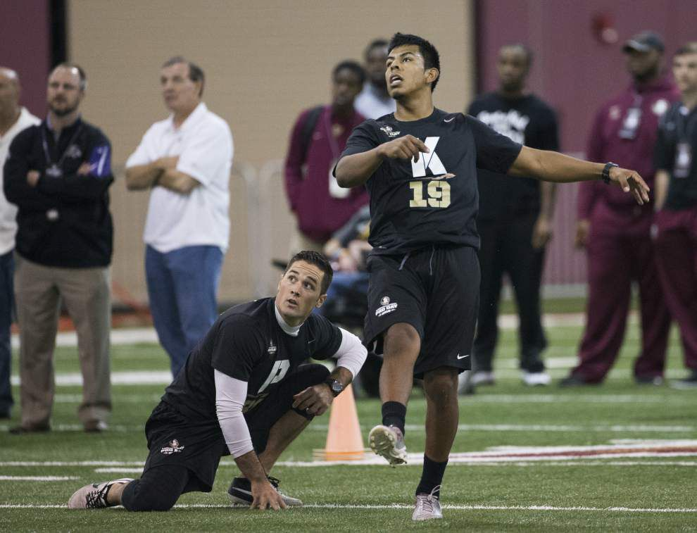 Florida State kicker Roberto Aguayo hopes to go early in draft _lowres