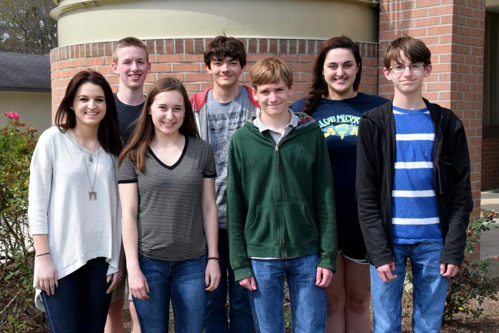 Runnels students shine at District Literary Rally _lowres