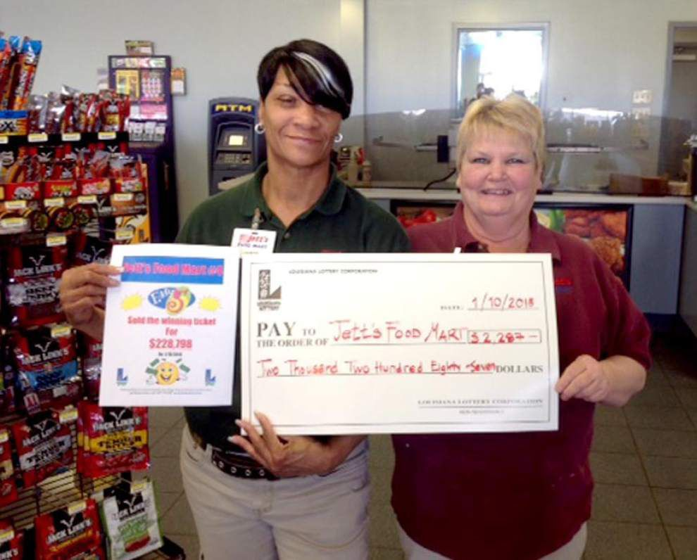St. Francisville man claims Easy 5 jackpot _lowres