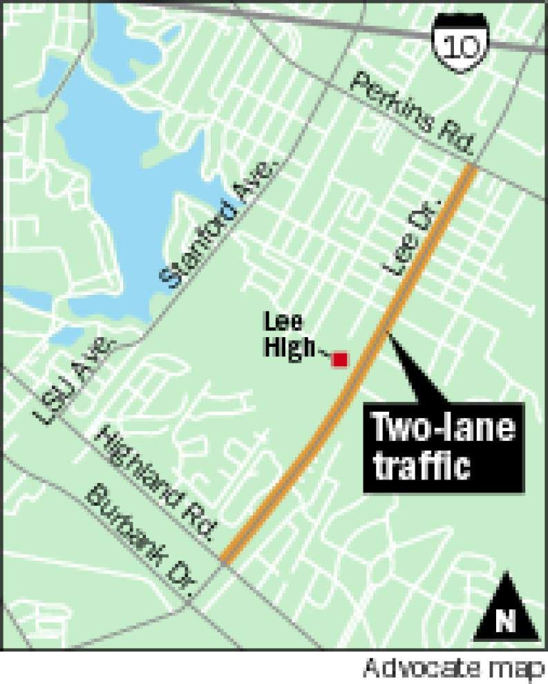 Ask The Advocate: Traffic woes on Millerville and on Lee _lowres