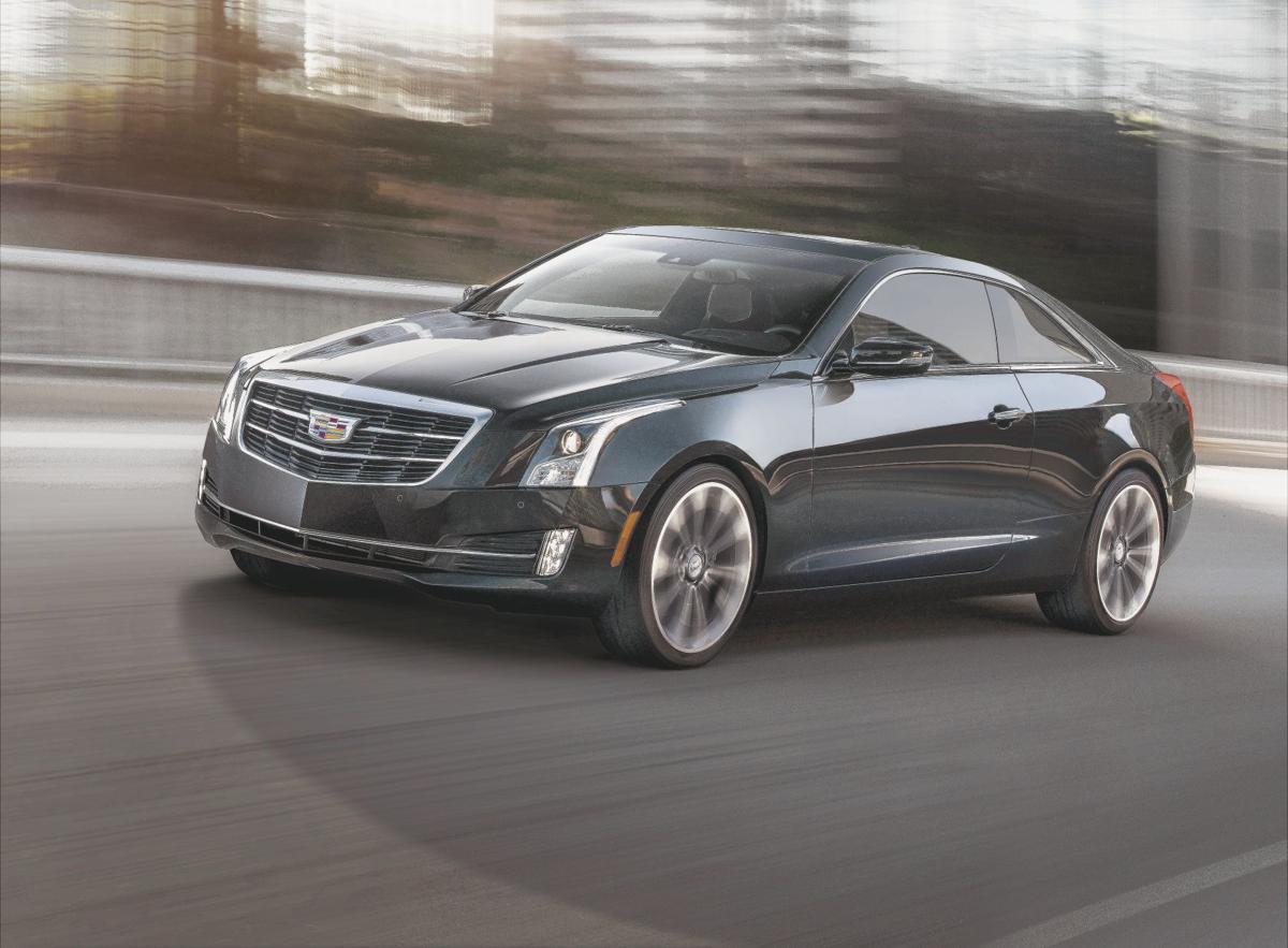 Cadillac Ats Coupe >> 2019 Cadillac Ats V Coupe Cars Theadvocate Com