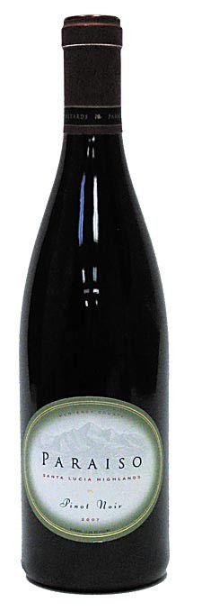 2007 Paraiso Pinot Noir_lowres