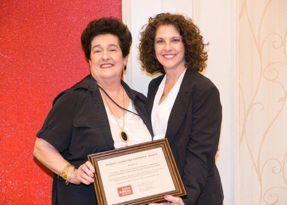 Ascension Parish Farm Bureau picks up awards _lowres